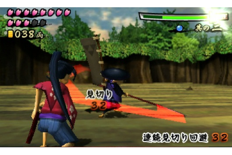 Sakura Samurai: Art of the Sword Review (Nintendo 3DS)