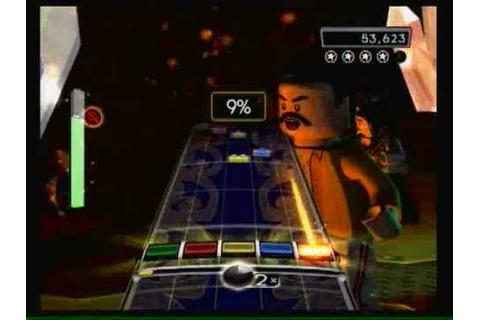 Lego Rock Band: Queen - I want it all (flv) - YouTube