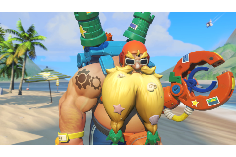 All the new skins for Overwatch's Summer Games 2019 | Dot ...