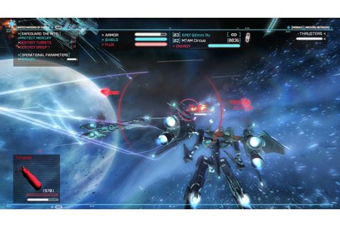 Strike Suit Zero Director's Cut Codex Direct Links Update ...