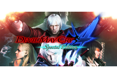 Devil May Cry® 4 Special Edition on Steam