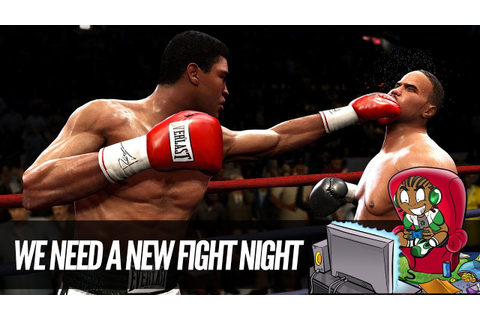 We Need A New Fight Night Game On Xbox One, PS4, PC and ...