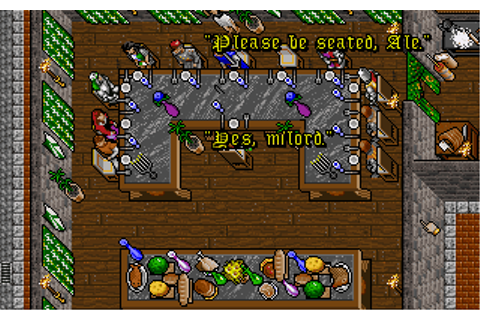 Download Ultima VII: Part Two - Serpent Isle - My Abandonware