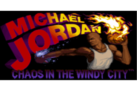 Michael Jordan in Chaos in the Windy City Download Game ...