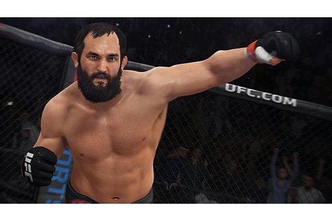 EA Sports UFC is the best UFC game yet -- but that isn't ...