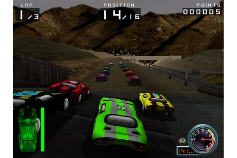 Demolition Racer - PC Review and Full Download | Old PC Gaming