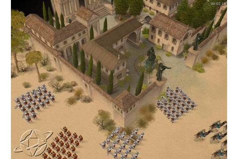Download Free Games Compressed For Pc: Praetorians game ...
