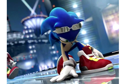 Sonic Riders Intro (HD) - YouTube