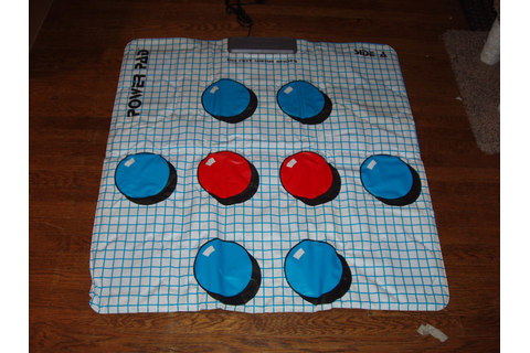 Retro Gaming Nation: NES Power Pad