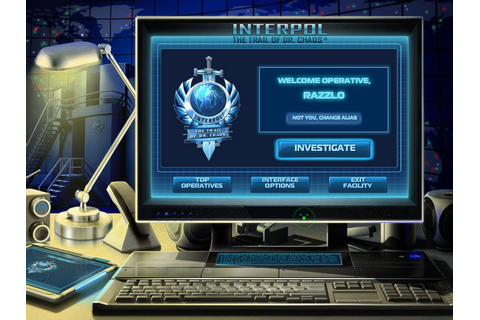 Interpol: The Trail Of Dr. Chaos FINAL » downTURK ...