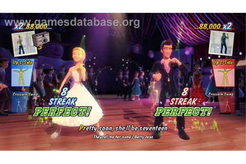 Grease Dance - Microsoft Xbox 360 - Games Database