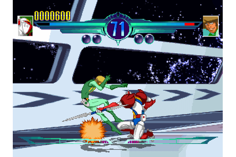 Tatsunoko Fight (2000) by Takara PS game