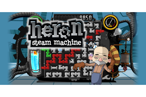 Heron: Steam Machine | WiiWare | Spiele | Nintendo