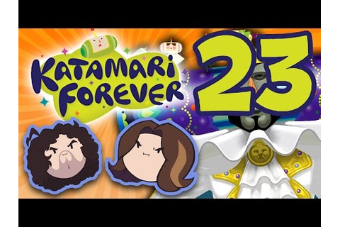 Katamari Forever: Rolling Around Town! - PART 23 - Game ...