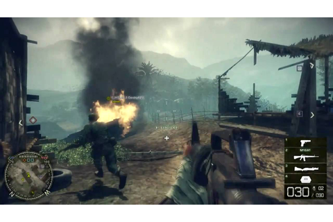 Battlefield: Bad Company 2 Vietnam Gameplay - Vantage ...