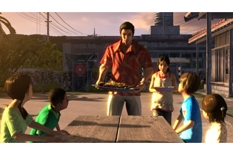 Yakuza 3 dated for March 12 in UK | VG247