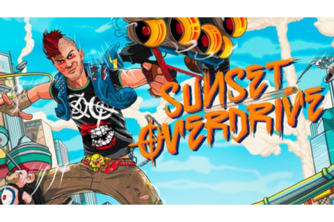Sunset Overdrive »FREE DOWNLOAD | CRACKED-GAMES.ORG