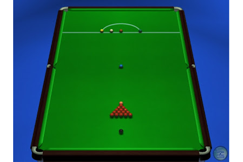 Download Game Online: Free Download PC Game-World Snooker ...
