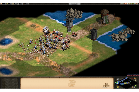 Age of Empires 2 HD won't have LAN play | PC Gamer