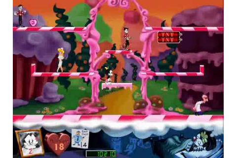 Animaniacs Game Pack - Smoocher - YouTube