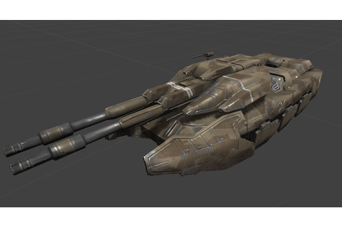 AIA Hovertank image - Angels Fall First: Planetstorm mod ...