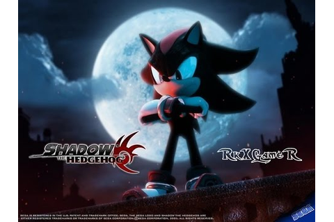 Shadow the Hedgehog - Game Trailer - YouTube