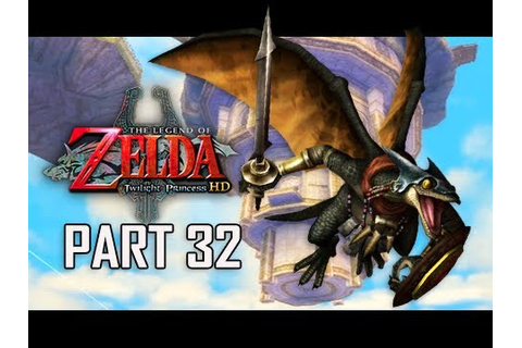 The Legend of Zelda Twilight Princess HD Walkthrough Part ...