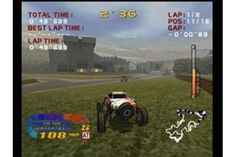 4-Wheel Thunder (2000) by Kalisto Dreamcast game