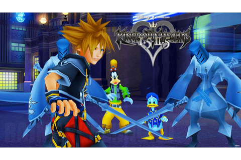 Kingdom Hearts HD 1.5 + 2.5 ReMIX - 60fps PS4 Gameplay ...