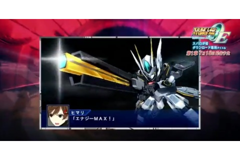 Super Robot Wars Operation Extend – PV2 | SRW-Z hotnews