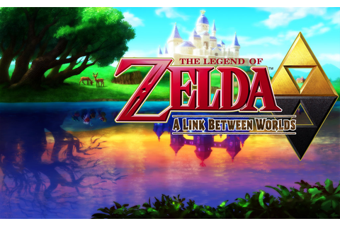 'The Legend of Zelda: A Link Between Worlds' - one of the ...