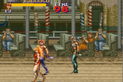 Final Fight 2 - Super Gaby Games