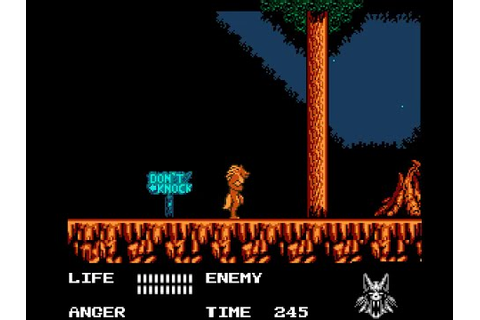 [Dendy/NES] Werewolf: The Last Warrior [Полное прохождение ...