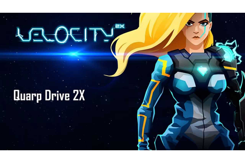 Velocity 2X (PS4/Vita) - Full Soundtrack ᴴᴰ - YouTube
