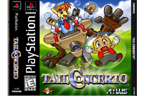 Awesome PlayStation Games: Tail Concerto Review - YouTube