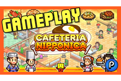Cafeteria Nipponica Android First Look Gameplay - Pixel ...
