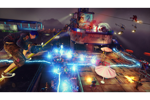 Sunset Overdrive Discounted 50% Via Xbox One Digital ...