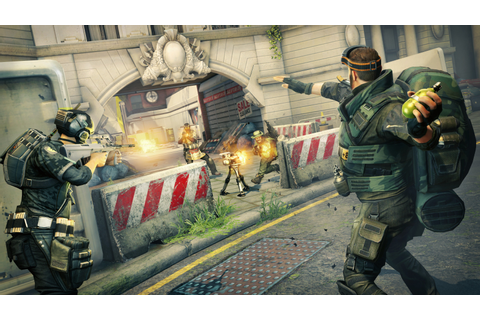 Choosing your first three Dirty Bomb mercs | PC Gamer