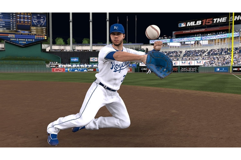 MLB 15 The Show Playstation 3 Game