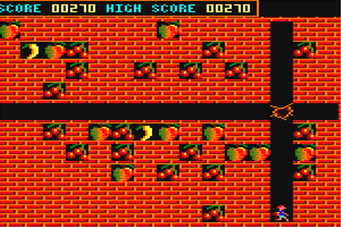 Download Fruity Frank (Amstrad CPC) - My Abandonware