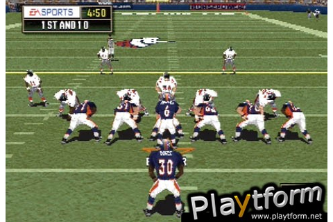Madden NFL 2000 [1999 Video Game] full movies - rutrackerevery