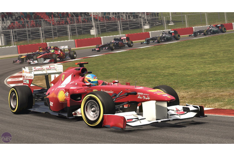 F1 2011 Review | bit-tech.net