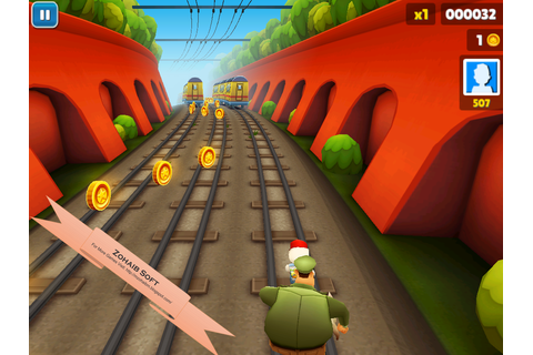 SubWay Surfers Full Game (For PC) Setup Free Download ...