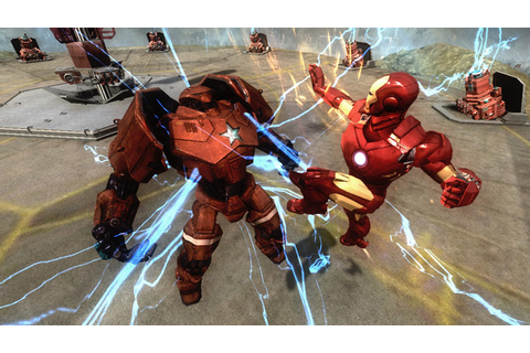 Amazon.com: Iron Man 2 - Xbox 360: Video Games