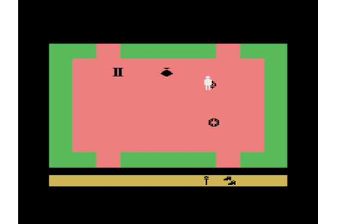 SwordQuest: WaterWorld for the Atari 2600 - YouTube