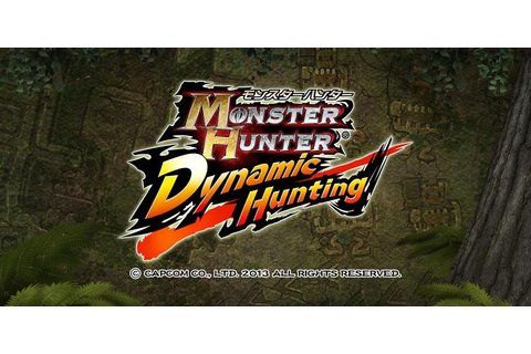 Monster Hunter:Dynamic Hunting v1.00.00 - Frenzy ANDROID ...