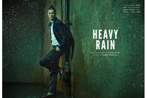 Heavy rain: Game Movie - Gamereviews