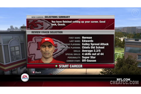 NFL Head Coach 09 Review for Xbox 360 (X360)