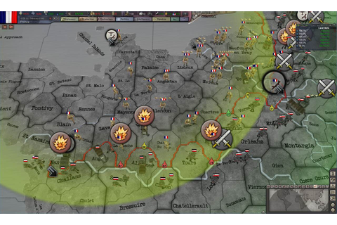 Hearts of Iron III Free Download - Ocean Of Games