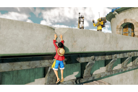 One Piece: World Seeker Announced